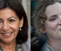 Sondage municipales à Paris : NKM en tête au premier tour, Hidalgo s'impose au deuxième