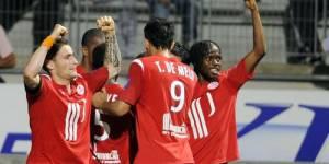 Football : le retour triomphal des joueurs de Lille après le doublé historique