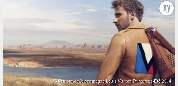 Matthias Schoenaerts est la nouvelle égérie de Louis Vuitton