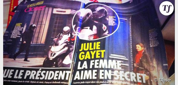 Julie Gayet et François Hollande : que voit-on dans les photos de Closer ?