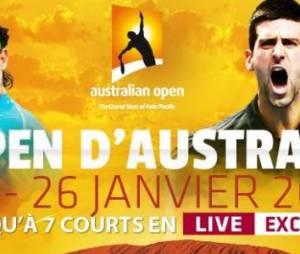Open d'Australie 2014 : programme des matches en direct (13 janvier)