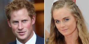 Cressida Bonas et Harry : déjà la séparation pour le couple ?