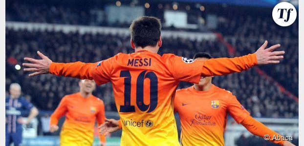 Lionel Messi bientôt dans un film sur lui au cinéma