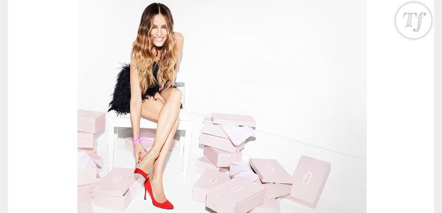 Sarah Jessica Parker : sa collection de chaussures en images