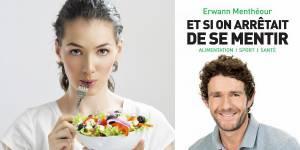 Sport, alimentation, régime : cinq idées reçues démontées par Erwann Menthéour