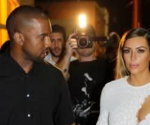 Kanye West veut une robe de mariée exceptionnelle pour Kim Kardashian