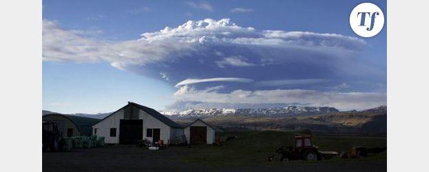 Volcan islandais : le nuage de cendres attendu pour jeudi en France ?