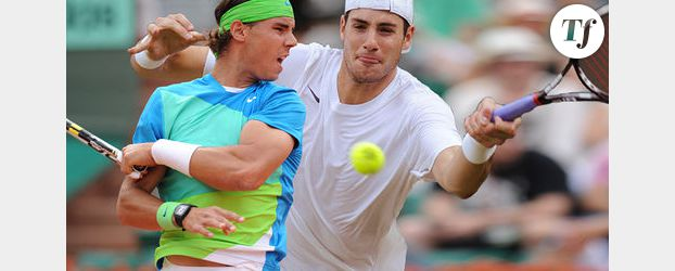 Isner : l'homme qui a fait trembler Nadal