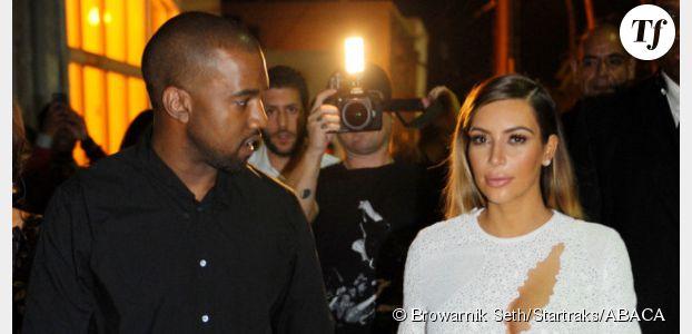 Kim Kardashian : Kanye West veut qu'elle change de nom après leur mariage