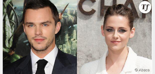 """Kristen Stewart et Nicholas Hoult réunis dans un remake de """"1984"""" de George Orwell"""