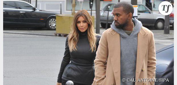 Fashion Week 2014 : Kim Kardashian et Kanye West visitent Paris et Versailles