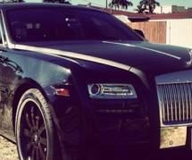 Booba dévoile sa nouvelle voiture de luxe sur Instagram