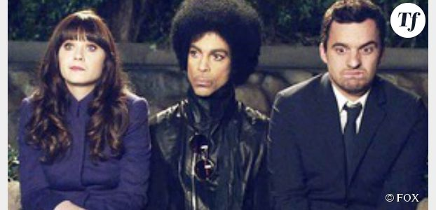 """Super Bowl 2014 : Prince s'invite dans """"New Girl"""""""