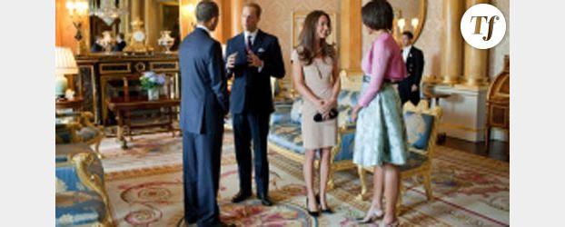 Barack Obama reçu royalement à Buckingham Palace