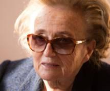Bernadette Chirac donne son avis sur l'affaire Hollande-Gayet-Trierweiler