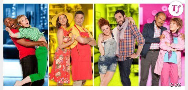 """""""Scènes de ménages"""" : Norman, Baptiste Giabiconi et Camille Lacourt au casting"""