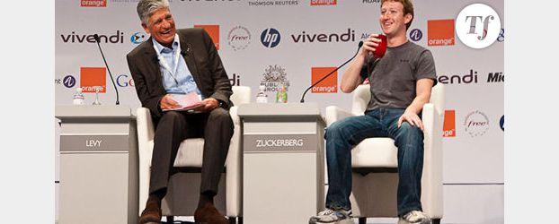 E-G8 : Mark Zuckerberg éclaircit les rumeurs sur Facebook