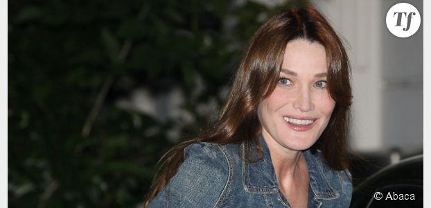 """Carla Bruni sur Nicolas Sarkozy : """"Je serais jalouse s'il était amoureux d'une autre"""""""