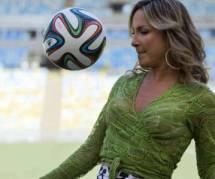 Claudia Leite : qui est la chanteuse de l'hymne de la Coupe du Monde 2014?