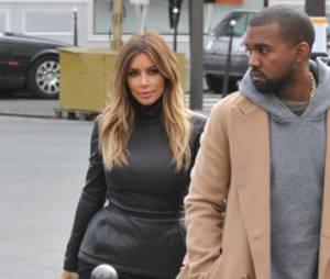 """Kim Kardashian et Kanye West : """"Nous allons nous marier à Paris"""""""