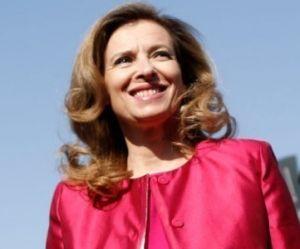 Valérie Trierweiler disparaît du site de l'Elysée en moins de 24 heures