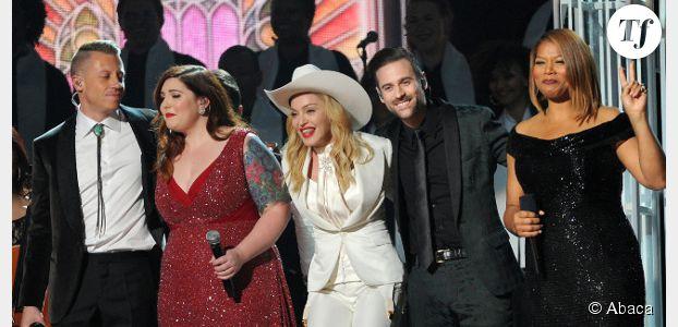 Grammy Awards 2014 : mariage gay au programme pour Madonna et Queen Latifah