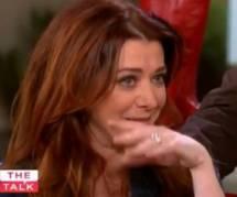 """How I Met Your Mother"" : Alyson Hannigan pleure la fin de la série"