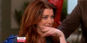 """How I Met Your Mother"" : Alyson Hannigan pleure la fin de la série"
