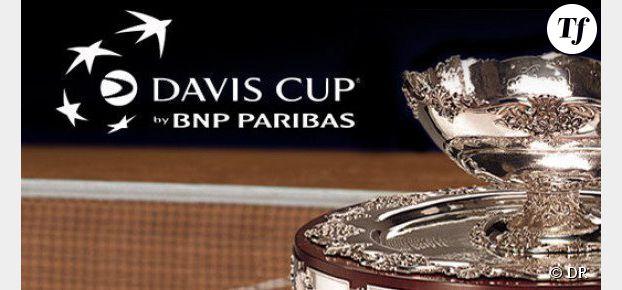 Coupe Davis 2014 : France vs Australie – chaînes et programmes des matches en direct ?