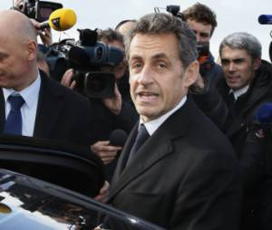 Nicolas Sarkozy évoque l'affaire Hollande-Gayet
