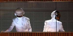 Quand les Daft Punk s'incrustent au Super Bowl