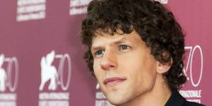 Batman vs Superman : Jesse Eisenberg sera le méchant Lex Luthor