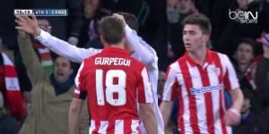 Athletic Bilbao vs Real Madrid : Cristiano Ronaldo se bagarre durant un match (vidéo)
