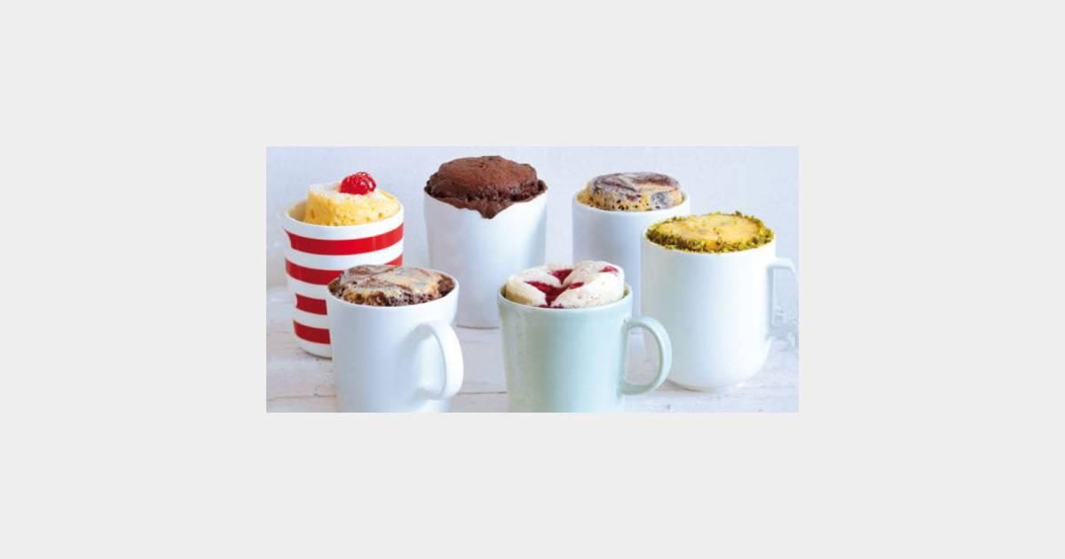 Mug Cake Nutella Facile En  Minutes Chrono