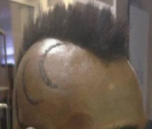 Mario Balotelli a une nouvelle coupe de cheveux