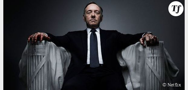 House of Cards : une saison 3 pour Kevin Spacey et Robin Wright