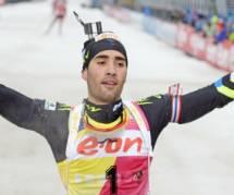 JO de Sotchi 2014 : qui est Martin Fourcade, la gâchette du biathlon mondial ?