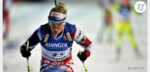 JO de Sotchi 2014 : qui est Marie Dorin-Habert, à la recherche de l'or  en biathlon ?