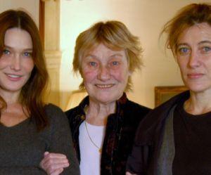 Selon Marisa Borini, sa fille Carla Bruni ne bradera plus sa carrière pour Nicolas Sarkozy
