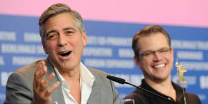 George Clooney : sa blague à Matt Damon après les Golden Globes