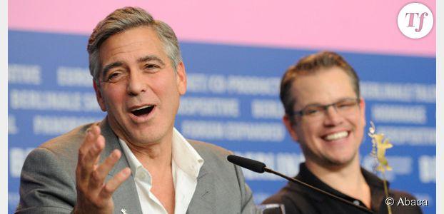 George Clooney : sa blague à Matt Damon après les Golden Globes