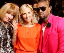"""Kanye West furax contre """"Vogue"""" qui ne veut pas de Kim Kardashian en Une"""