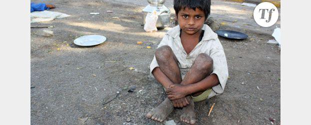 Inde : une éducation pour les enfants des rues