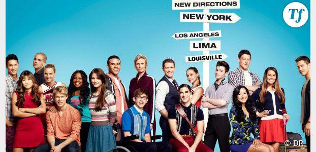 Glee Saison 4 : date de diffusion sur W9