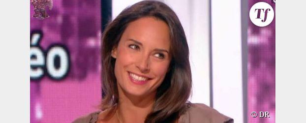 Agathe Lecaron a peur de devenir maman à 39 ans