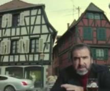 Eric Cantona : découvrez sa publicité censurée en vidéo