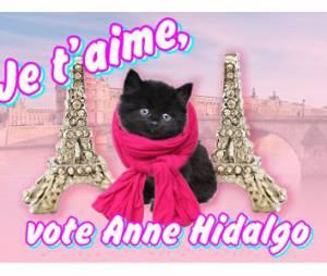 """Saint-Valentin : des cartes de voeux LOL et politiques pour dire """"je t'aime"""""""