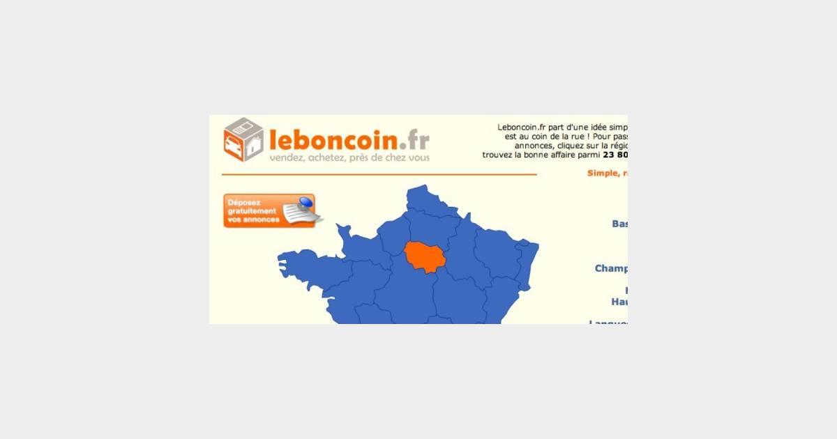 Vente En Ligne L Audience Du Site Leboncoin Fr Dépasse