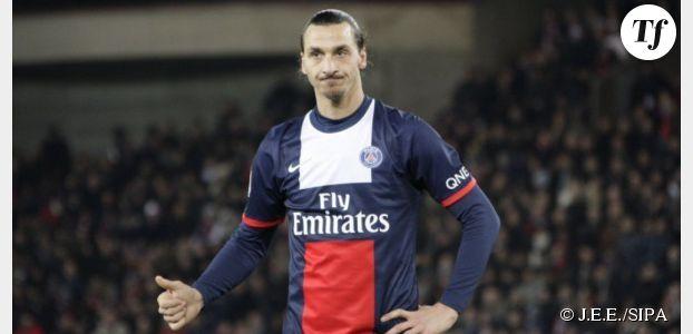 """David Beckham a trouvé """"fantastique"""" de jouer avec Zlatan Ibrahimovic au PSG"""