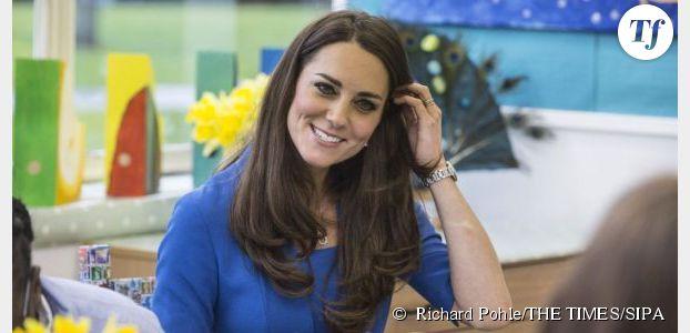 Kate middleton une coupe de cheveux trop sage pour les for Coupe cheveux kate middleton